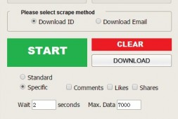Facebook User Scraper/脸书用户搜索/Facebook 营销推广 外贸SNS