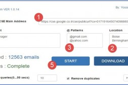 Serp Digger 2020版邮箱搜刮工具/Linkedin/Twitter/Instagram/Pinterest定向采集邮箱