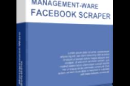 强烈推荐!Facebook Scraper- Facebook数据提取软件!