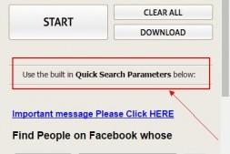 UIDextractor搜索用户UID/脸书用户搜索/Facebook营销推广外贸SNS