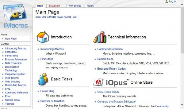 iMacros Enterprise 永久更新 – 英文SEO自动注册发布脚本工具iMacros企业版