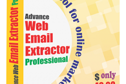 高级Web电子邮件提取器—-Advance Web Email Extractor Professional